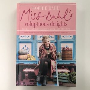 Other - ***3 for $15*** Sophie Dahl cook book